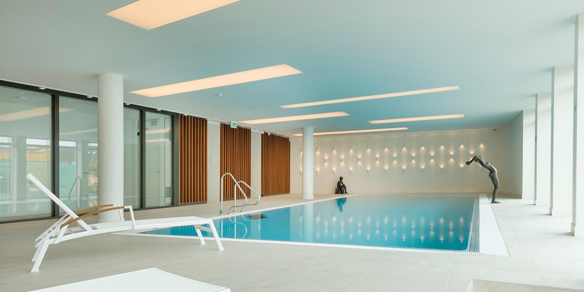 ClipCover ceiling – Spanplafond