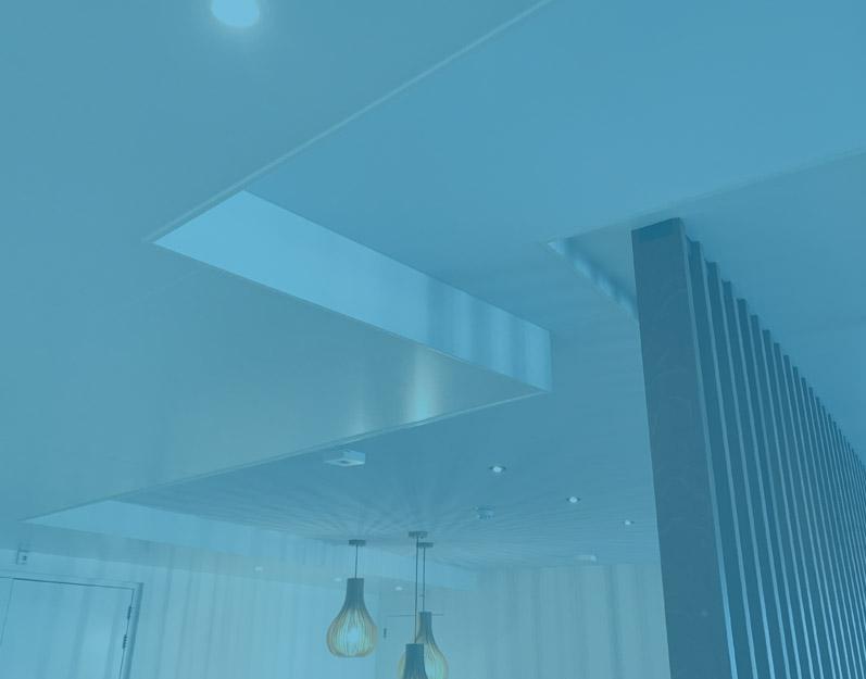 Restylen wanden en plafonds