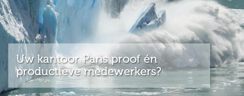 Uw kantoor Paris proof én productieve medewerkers?