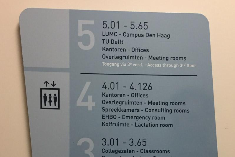 Wijnhaven Den Haag