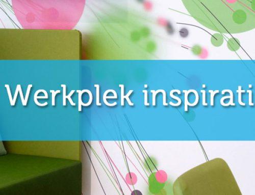 Werkplek inspiratie!
