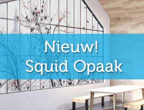 Nieuw! Squid Opaak